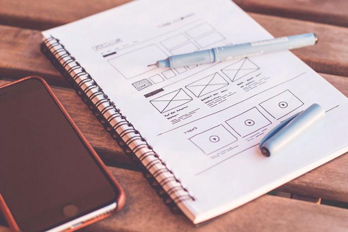 从平面设计开始准备兼容网页设计